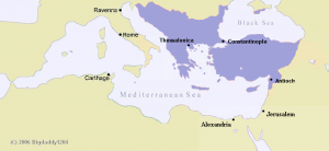 ByzantineEmpire 1071