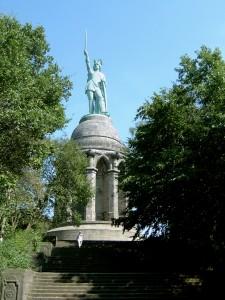 Statue of Arminius