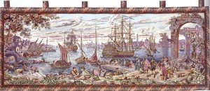 MedievelVenice(Flemish Tapestry)