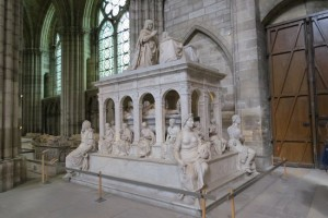 Tomb of Louis VII