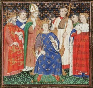 Philippe II Augustus of France