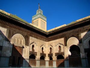 Fez_Bou_Inania_Madrasa