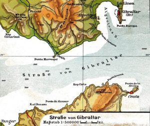 Staits Of Gibraltar
